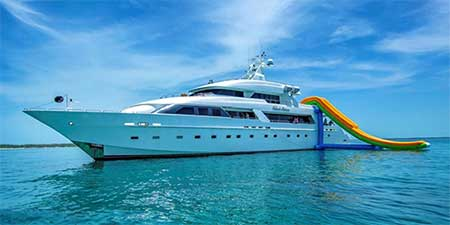 SPECIAL CHARTER OFFER ISLAND HEIRESS